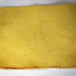 Tkanina para-aramidowa z włókien regenerowanych